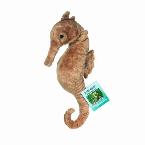 Peluche Peluche hippocampe (cheval de mer) Hermann Teddy collection 28cm 90137 2