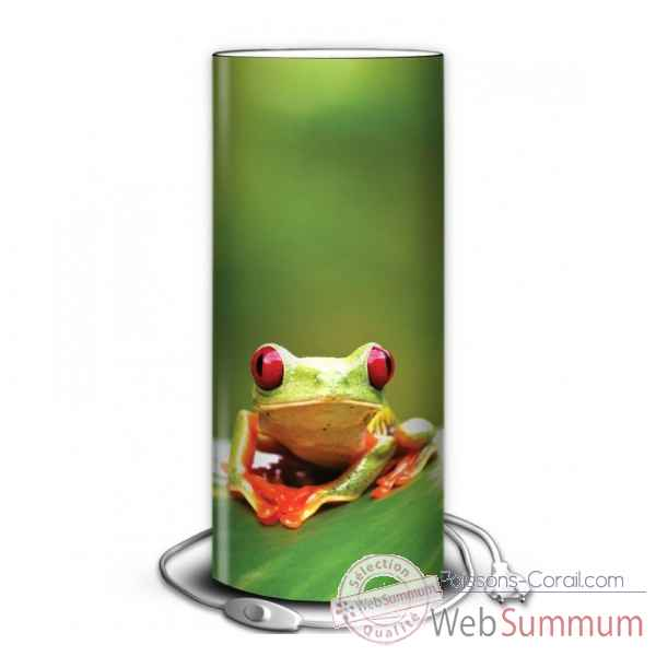 Lampe nature grenouille -NA1213
