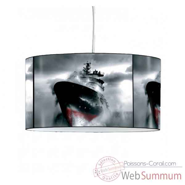 Lampe suspension collection plisson bateau abeille bourbon -PL1611SUS